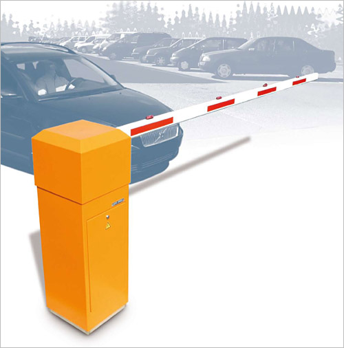 vehicle barrier gate system